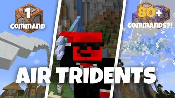 Air Enchantments: Contrail + Slipstream Minecraft Data Pack