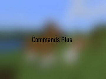 More Commands Beta Minecraft Data Pack