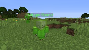 Village Guards 1.16+ By SAMEER_99 Minecraft Data Pack