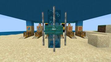 Seas & Oceans TEST VERSION 2 (test world) Minecraft Data Pack
