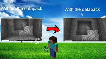 No ore Minecraft Data Pack