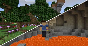 Mega Death Swap ( >2 players! ) Minecraft Data Pack