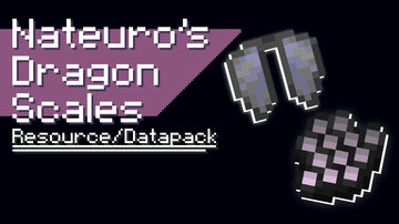 Nateuro's Dragon Scales Minecraft Data Pack