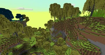 The Zerra Minecraft Data Pack