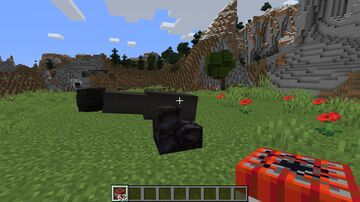 Pirate Cannon Remake Minecraft Data Pack
