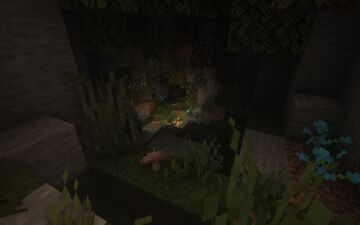 Bio.caves Minecraft Data Pack