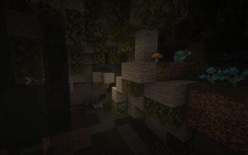 Bio.caves Minecraft Data Pack
