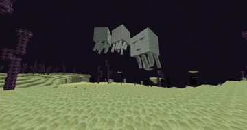More End Mobs datapack. Minecraft Data Pack