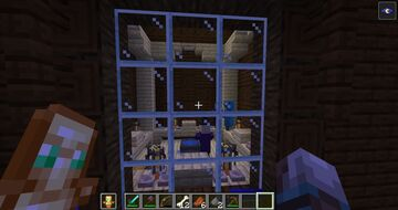 Illusioners in the Mansion Minecraft Data Pack