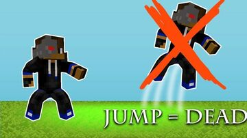 If You Jump You Die Minecraft Data Pack