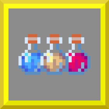 Goat's Improved Potions Minecraft Data Pack