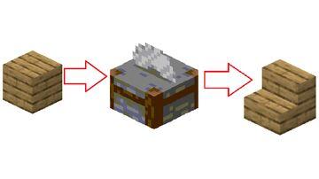 Wood Cutter 1.16 Minecraft Data Pack