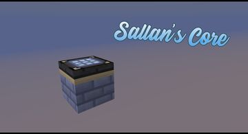Sallan's Core [2.1] Minecraft Data Pack