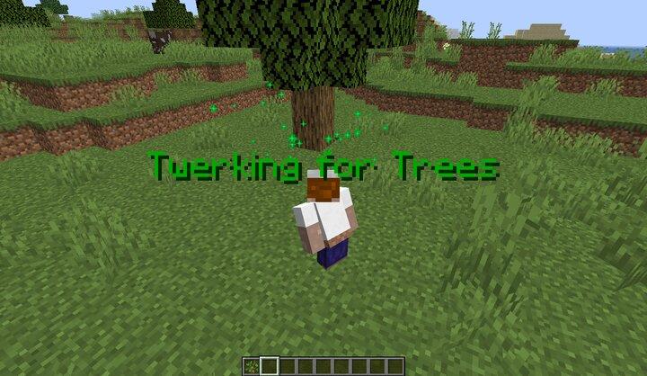 Twerking For Trees