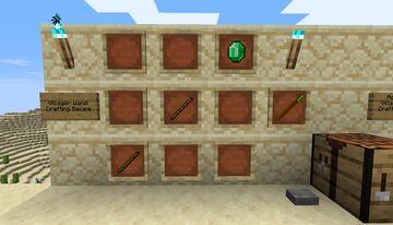 Villager Trade Peeker 1.0 Minecraft Data Pack