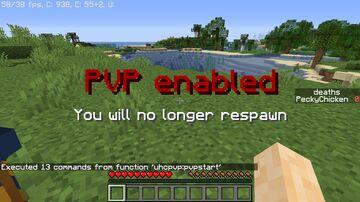UHCpvp Minecraft Data Pack