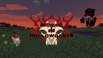 Hellhounds and Hollowgasts Minecraft Data Pack