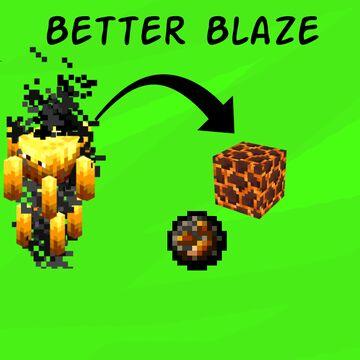 Better Blaze (v1.0) Minecraft Data Pack