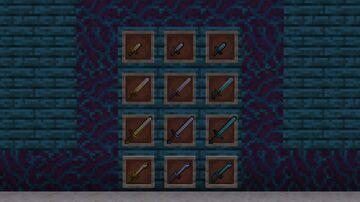 Extra Swords [Java Datapack] Minecraft Data Pack