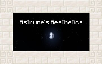 Astrune's Aesthetics Minecraft Data Pack