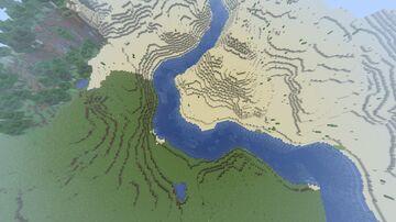 Wider Rivers 2K20 Minecraft Data Pack