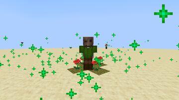 Nature Guardian Miniboss (first of four) Minecraft Data Pack