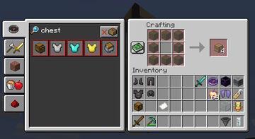 Fixed Recipes (1.14 -1.17.0) Minecraft Data Pack