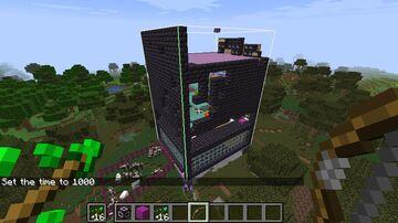 AOE Arrows Minecraft Data Pack