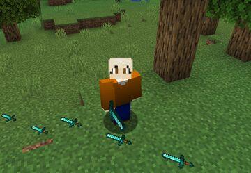 Visible Item Frame Minecraft Data Pack