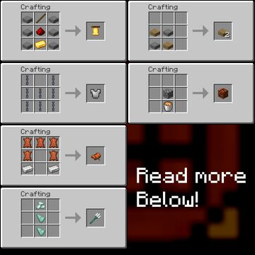 shmoobalizer's More Crafting [1.16.x] Minecraft Data Pack