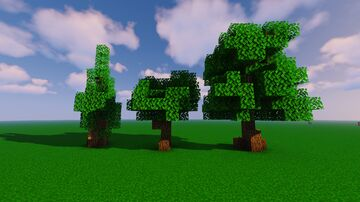 SkyPlants Minecraft Data Pack