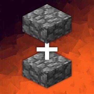 Slabs to Bricks Minecraft Data Pack