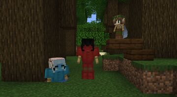 Alluring Song (Fantasy Creature Trait) Minecraft Data Pack