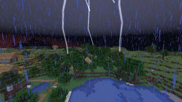 Better Lightning Minecraft Data Pack