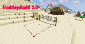 [1.16.1] - Volleyball 2.0 Minecraft Data Pack