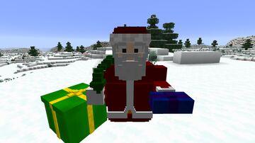 Santa`s gift Minecraft Data Pack