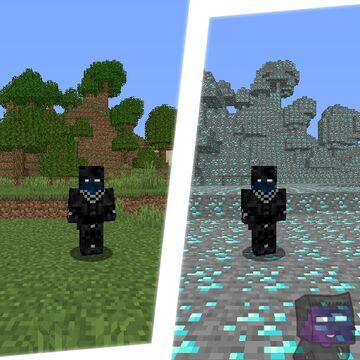 Diamond Ore Touch Minecraft Data Pack