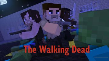 [The Walking Dead] Updated to 1.16 Minecraft Data Pack