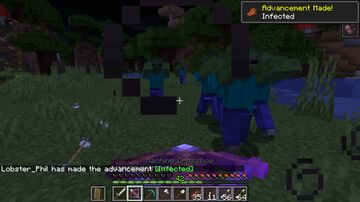 LP's Zombies Minecraft Data Pack