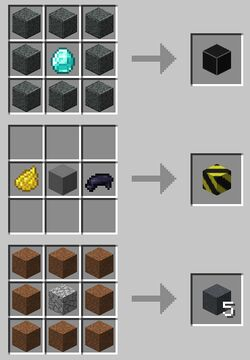 MANAZAKA's survival recipes Minecraft Data Pack