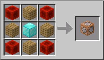 Craftable Command Block [compatible with minecraft 1.13+] Minecraft Data Pack