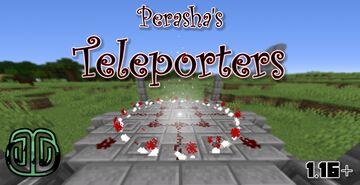 Perasha's Teleporters Minecraft Data Pack