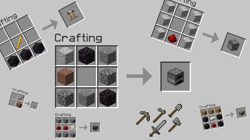 Cobblestone Alternatives Minecraft Data Pack