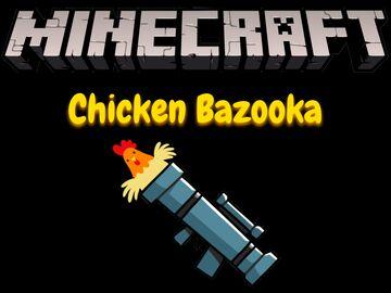 Blurry's Chicken Bazooka Datapack Minecraft Data Pack