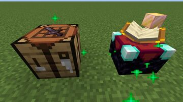 Upgrading Table Minecraft Data Pack