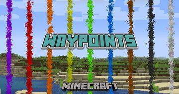 Chimerabot's Waypoints -  Minecraft Datapack Minecraft Data Pack