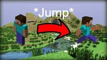 Every time you jump, you get a random level of speed. Minecraft Data Pack