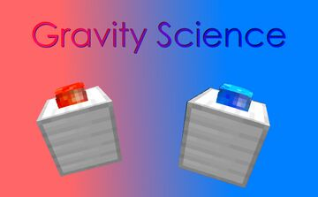 Gravity Science Datapack Minecraft Data Pack