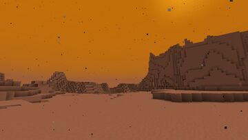 Mars & Mangrove Custom Biomes Minecraft Data Pack