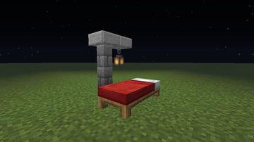 Beds + Minecraft Data Pack